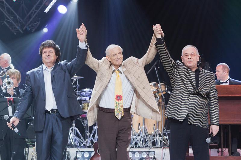 В Киеве во дворце Украина состоялся концерт «Музыка Поэзии»